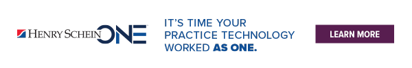 Henry Schein One - It's time your practice technology worked as one.  Learn More