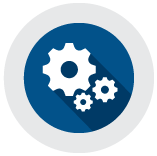 Integrated Services Icon